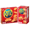 Save $1.00 on two (2) Ritz Crackers or Fresh Stacks (11.6-13.7 oz.)