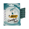 Save $1.00 $1.00 OFF ONE (1) BIC COMFORT TWIN DISPOSABLE MEN OR WOMEN 5CT - UPC: 7033070773 / 7033070774