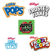 Save $1.00 on any TWO (2) SELECT Kellogg's Cereals (9 oz. or Larger, Any Flavor,...