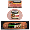 Save $3.00 Save $3.00 on THREE (3) Smithfield Products (Excludes: Boneless Sliced Hams, Smoked and Spiral Hams, Bo...