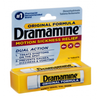 Save $0.50 $.50 OFF ONE (1) DRAMAMINE ORIGINAL TABLETS 12 CT SEE UPC LISTING