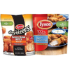 Save $1.50 on 2 Tyson® Chicken Strips or Tyson® Any'tizers® Snacks...