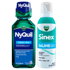 Save $3.00 on TWO Vicks DayQuil, NyQuil, Formula 44 OR Sinex Products (excludes Child...