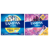 Save $1.00 on ONE Tampax Pearl, Radiant OR PURE Tampons (14 ct or higher).