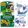 Save $5.00 on 2 Schick® Disposable Razors when you buy TWO (2) Schick® Dispos...