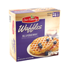 Save $0.50 on one (1) Our Family Waffles (24 ct.)