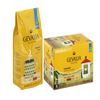 Save $1.00 on one (1) Gevalia Bags (12 oz.), Pods (12 ct.), Cafe Creations & Frap...