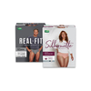 Save $3.00 on any ONE (1) pkg of DEPEND Silhouette or Real Fit Product (8 ct. or larg...