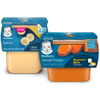 Save $2.50 on 6 Gerber® Puree when you buy SIX (6) Gerber® Puree Tubs (2-Pack...