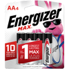Save $0.50 on any ONE (1) pack of Energizer® Batteries