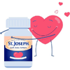 Save $1.00 on St. Joseph Low Dose Aspirin when you buy ONE (1) St. Joseph Low Dose As...
