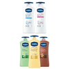 Save $0.50 on any ONE (1) Vaseline® Hand and Body Lotion (6.8 oz. or larger) (excludes trial and travel sizes).