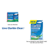 Save $4.00 on any ONE (1) Non-Drowsy Claritin® (24 count or larger)