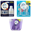 Save $1.00 on ONE (1) Glade Twin Pack Candles, 3-Wick Candle, PlugIns Refills, Starte...