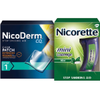 Save $15.00 on Nicorette and NicoDerm products when you buy ONE (1) Nicorette (72ct o...