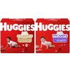 Save $2.00 off any ONE (1) package of HUGGIES  Diapers® (Not valid on 9 ct. or le...