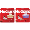 Save $1.00 on ONE (1) Huggies® Diapers package (10 ct. or larger).
