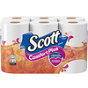 Save $0.50 Save $0.50 on any ONE (1) package of Scott® Bath Tissue (6 pack or larger)