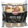 Save $1.00 on one Labiola Pretzel Roll, Bun or Stick (10.5-16 oz.)