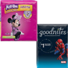 Save $1.00 on PULL-UPS® or GOODNITES® when you buy ONE (1) PULL-UPS® Trai...