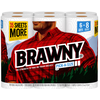 Save $1.50 on ONE (1) Brawny® Paper Towels package, any variety (6 or 8 Roll).