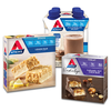 Save $1.00 on ONE (1) Atkins bar, shake, or treats, any variety or size.