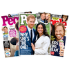 Save $2.00 on ONE (1) PEOPLE Magazine, any variety.