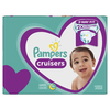 Save $1.50 on ONE Pampers Cruisers Diapers (excludes Pampers Cruisers 360 FIT and tri...
