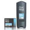 SAVE $0.75 on any ONE (1) Dove Men+Care Bar (4 pk. or larger) or Body Wash (excludes...