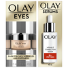 Save $3.00 on ONE Olay Eyes OR Serums (excludes trial/travel size).