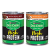 SAVE $1.00 on three (3) 13 oz cans of Dog Chow® Wet Dog Food