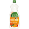 $0.50 OFF any ONE (1) Seventh Generation® Dish Liquid or Dishwasher Detergent any...
