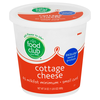Save $0.70 $.70 OFF ONE (1) FOOD CLUB COTTAGE CHEESE 24 OZ. 1% LOW FAT, NO FAT, LARGE CURD OR SMALL CURD