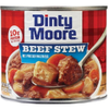 Save $1.00 on 2 DINTY MOORE® Brand when you buy TWO (2) DINTY MOORE® products
