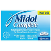 Save $1.00 on Midol® Products when you buy ONE (1) Midol® (24 ct or higher)