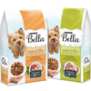 SAVE $2.25 on one (1) 3 lb or larger bag of Bella® Dry Dog Food