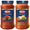 Save $1.00 when you buy any TWO (2) jars of Barilla® Sauce