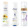 SAVE $2.00 on any TWO (2) Dove Hair Care products (excludes trial and travel sizes, D...