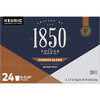 Save $1.50 on any ONE (1) 1850® K-cup® pods Coffee Product
