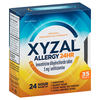 Save $3.00 $3.00 OFF ONE (1) XYZAL 24 HR Tablets 35 CT