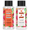 SAVE $4.50 on any TWO (2) Love Beauty and Planet product (excludes Liquid Hand Wash,...
