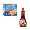 Save $0.50 on one (1) Our Family Toaster Pastries (12 ct.) or Our Family Syrup (24 oz...