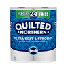Save $1.00 Save $1.00 on ONE (1) Quilted Northern® Ultra Soft & Strong® Package, any variety or size.