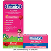 Save $1.00 when you buy ONE (1) Adult BENADRYL® or Children's BENADRYL® o...