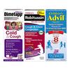 Save $2.00 off ANY Infants' Advil®, Children's Advil®, Children's Robitussin® or Dimetapp®