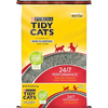 SAVE $1.00 on ONE (1) 20 lb - 40 lb bag of TIDY CATS® Non-Clumping Cat Litter