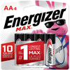 Save $0.50 Save $0.50 on any ONE (1) pack of Energizer® Batteries
