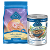 Buy one (1) bag of Blue Buffalo Dry Dog/Cat Food (6-24 lb.), get one (1) FREE can of...
