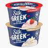 Save $0.75 on any ONE (1) Silk® Greek Style Coconutmilk Yogurt Alternative 5.3oz...