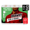 Save $0.75 off any ONE (1) package of Brawny® Paper Towels, 2 Roll or larger